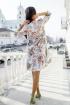Платье YFS 6124б белый