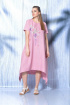 Платье MALI 419-017 розовый