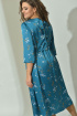 Платье Angelina 536 синий