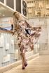 Платье Pavlova 012 тропические_цветы