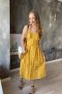 Платье PUR PUR 725 желтый