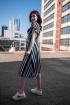 Платье Amelia Lux 411 синий