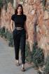 Блуза Favorini 21666 черный