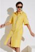 Платье Lissana 4013 желтый