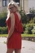 Платье Natali Tushinskaya 0023 красный