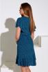 Платье Lissana 4042 синий
