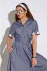 Платье Lissana 4010 синий