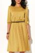 Платье AYZE 1490 желтый