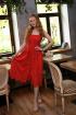 Платье Andrea Fashion AF-16/2 коралл