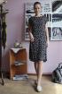 Платье Arisha 1127 черный