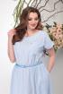 Платье Michel chic 664 светло-голубой