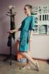 Платье Arisha 1246 малахитовый