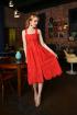 Платье Andrea Fashion AF-16/3 коралл