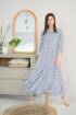 Платье LadisLine 1228 пур-пур