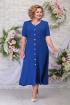 Платье Ninele 2263 василек