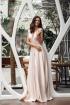 Платье Lady Lusso 07-19 пудра