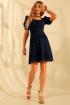 Платье Golden Valley 4662 темно-синий
