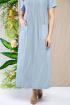 Платье Daloria 1663 голубой