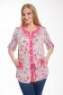Блуза Тата Акварель 256 0-1-18
