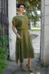 Платье YFS 6133 хаки