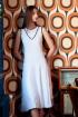Платье Favorini 21618 белый