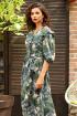 Платье Мода Юрс 2551 зеленый