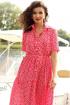 Платье Мода Юрс 2479 красный
