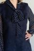 Платье LindaLux 775 темно-синий