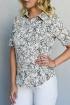 Блуза LindaLux 304 белый