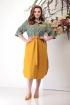 Платье Michel chic 2011 желтый