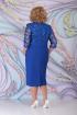 Платье Ninele 7294  василек