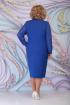 Платье Ninele 7295  василек