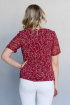 Блуза LindaLux 802_1 красный