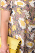 Платье Romanovich Style 1-1332 желтый_беж