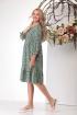 Платье Michel chic 994 зеленый