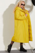 Пальто Golden Valley 7110 желтый