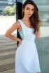 Платье Rawwwr clothing 161 белый