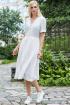 Платье Achosa 310 белый