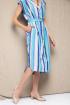 Платье Daloria 1664 голубой