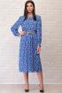 Платье LIMO 10016 синий