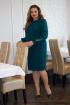 Платье SOVITA П-721 изумруд