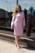Платье SOVITA П-721 розовый