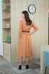Платье LadisLine 1258 терракот
