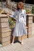 Платье Prestige 3929/170 серый