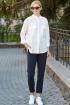 Рубашка Achosa 990 белый