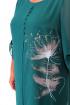Платье Мишель стиль 891 изумруд