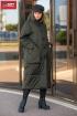 Пальто Lady Secret 6273 хаки