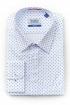 Рубашка Nadex 292025И_182 бело-голубой