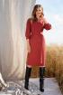 Платье Prestige 3927/164 кирпич