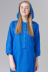 Платье Nadex 229022_170 васильковый